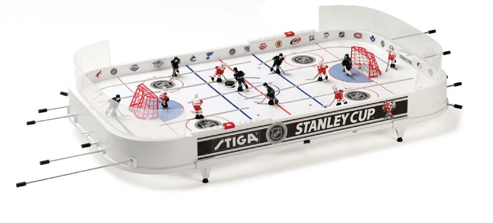 Игра настольная Хоккей Кубок Стенли STIGA
