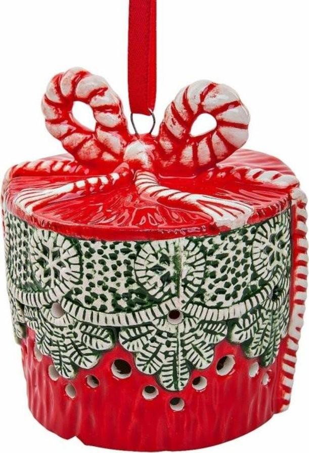 Новогоднее елочное украшение Сюрприз