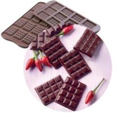Форма для шоколада «Миниплитка»