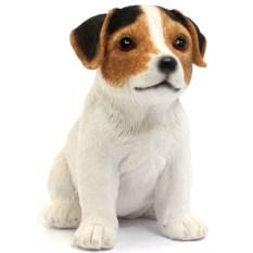 Статуэтка собаки Джек Рассел терьер