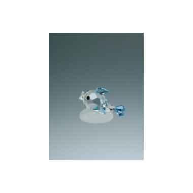 Рыбка на волне (с сапфиром) 100878