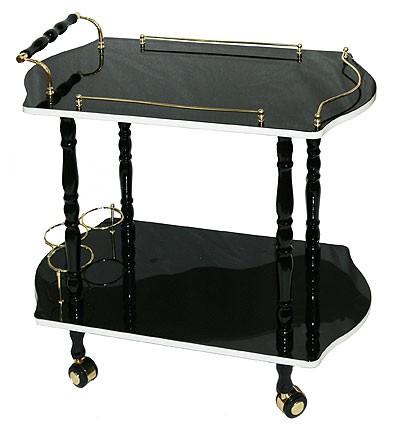 Декоративный сервировочный столик