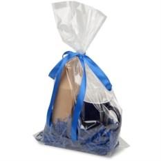 Синий подарочный набор Mattina