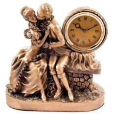 Настольные часы Влюбленная пара