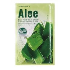 Тканевая маска с экстрактом алоэ Daily Fresh Mask Sheet Aloe