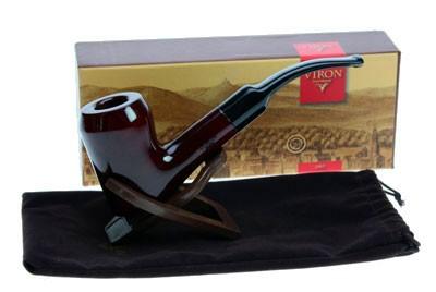 Подарочный набор: трубка курительная на подставке