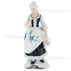 Декоративная керамическая фигурка Девушка