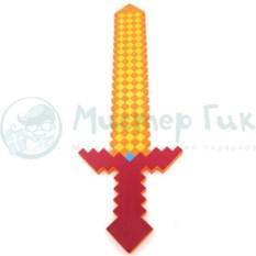 Игрушка Огненный меч Minecraft