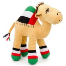 Мягкая игрушка Средний верблюжонок Camel company (27 см)
