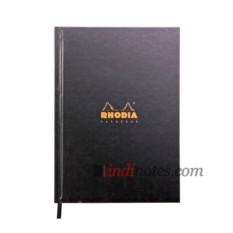 Записная книжка Rhodia Notebook Hardback Casebound A5
