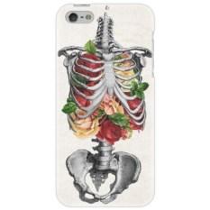Чехол для iPhone Дыши полной грудью