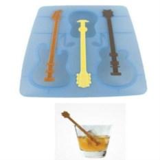 Формочки для льда Гитары