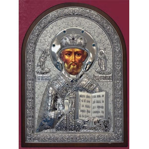 Икона святителя Николая Чудотворца (Угодника)