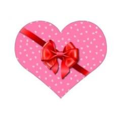 Подушка Сердце-подарок