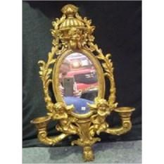 Настенное зеркало Ангелы