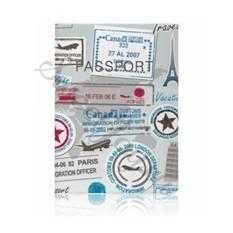 Обложка для паспорта Miusli Stamps
