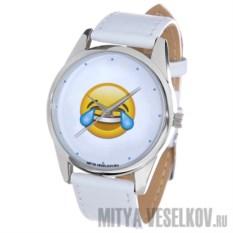 Часы Mitya Veselkov Эмодзи плачу от смеха