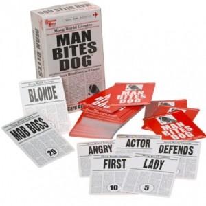 Игра для изучения английского Man Bites Dog