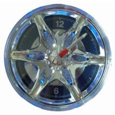 Часы Колесо-диск 27 см с подсветкой