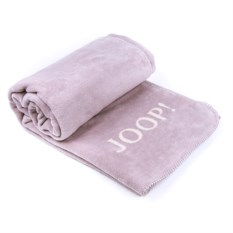 Бело-розовый JOOP! Uni-Doubleface 150х200 см