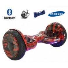 Зимний гироскутер Smart Balance Galant Огонь