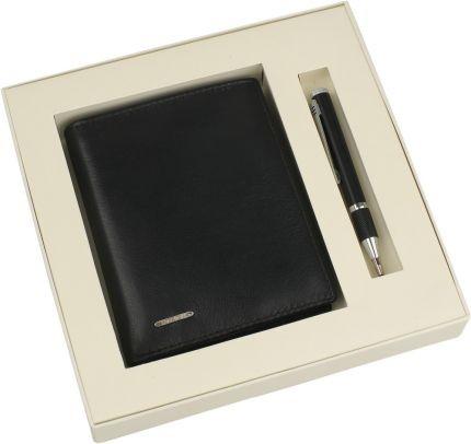 Набор аксессуаров Samsonite, портмоне, ручка (белый)