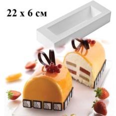 Форма для муссовых тортов Буше Silikomart