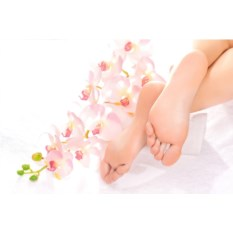 Носочки для педикюра Sosu с ароматом розы (1 пара)