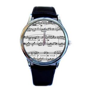 Наручные часы «Ноты»
