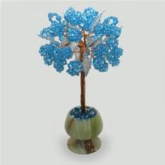 Дерево из топаза Топазовый рай