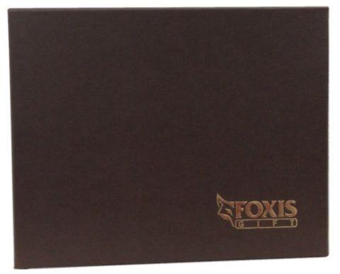 Подарочная коробка для обложек под документы