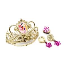 Набор для девочек с 3-мя мини-украшениями Принцессы