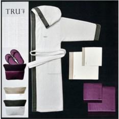 Набор из 2 полотенец Trussardi Eclips (цвет - ваниль)