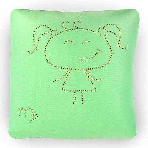 Детская подушка-антистресс «Знаки зодиака. Дева»