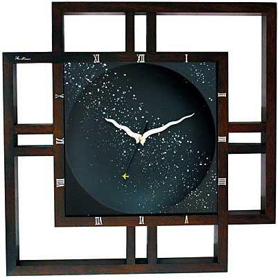 Настенные часы Хоси Когай (Звездное небо)