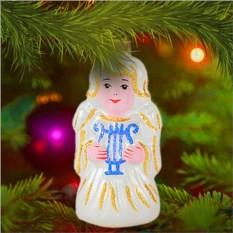 Елочная игрушка «Ангел-хранитель»