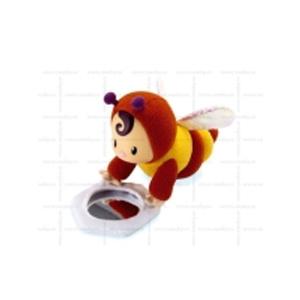 Пчелка «Зум» Cotoons с зеркальцем
