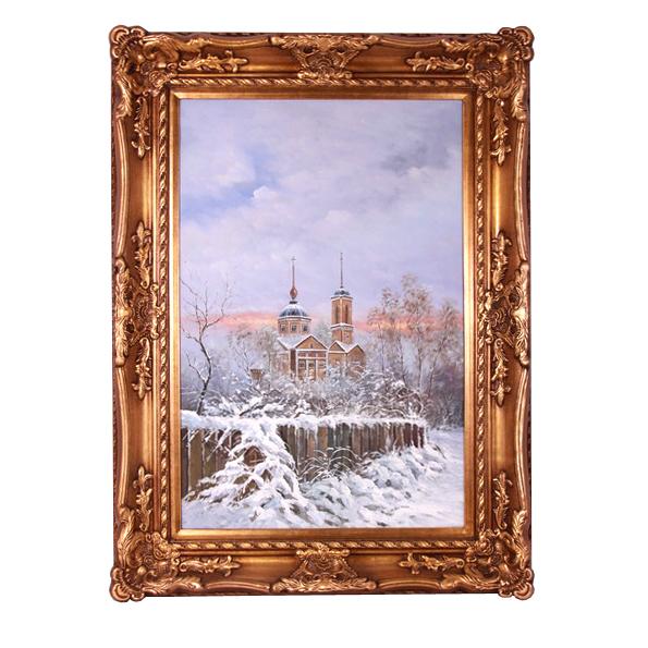 Картина «Церковь»