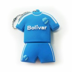 Флешка Спортивная форма Bolivar