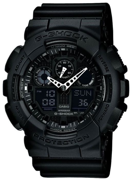 Наручные часы Casio G-Shock GA-100-1A1