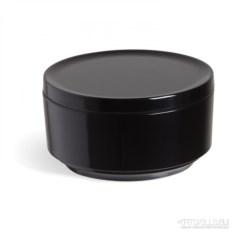 Контейнер для хранения Step чёрного цвета