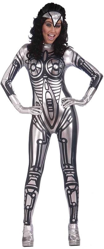 Костюм карнавальный Робот