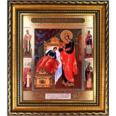 Икона Божьей Матери Целительница