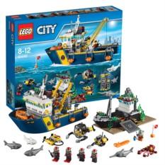Конструктор Lego City Исследовательский корабль