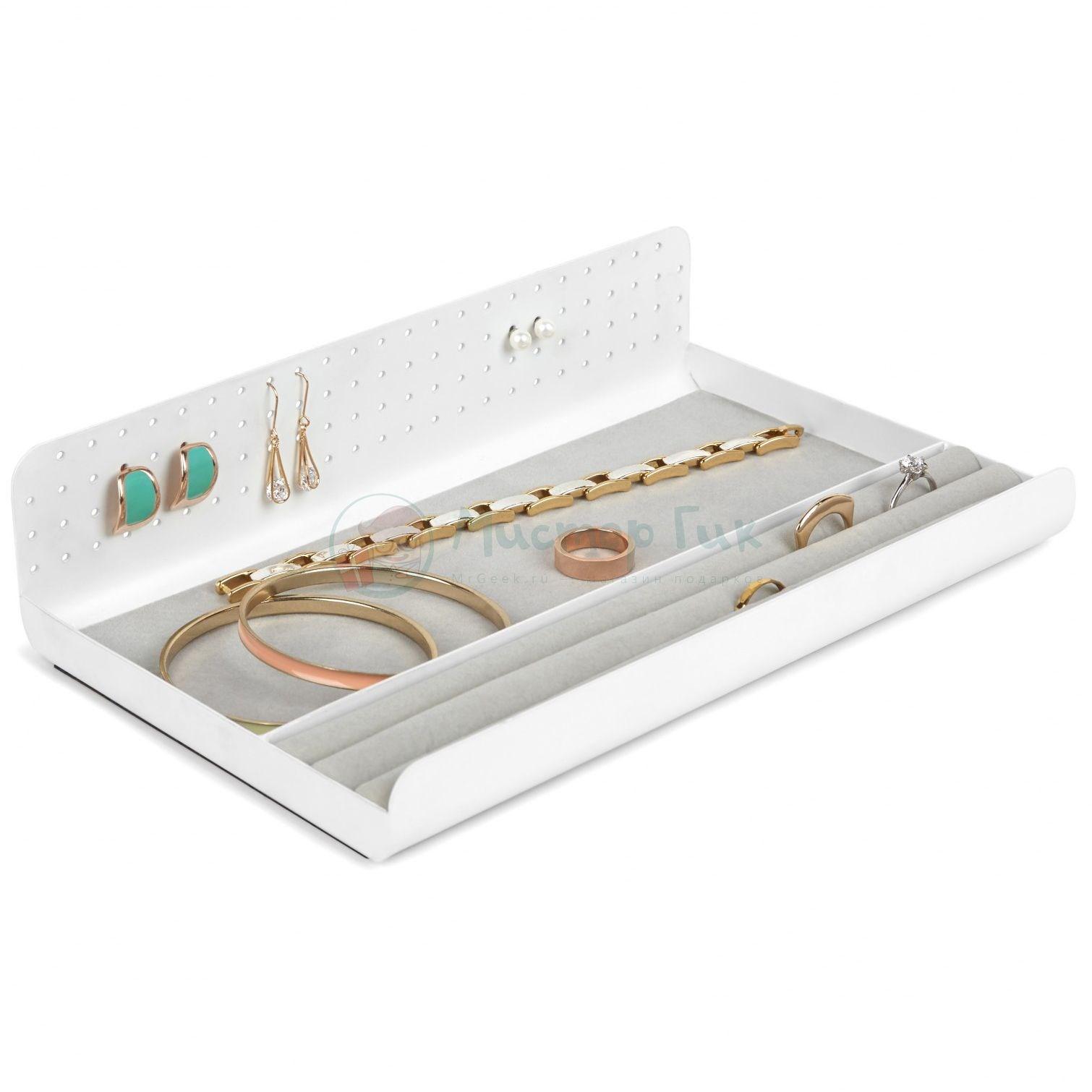Подставка для украшений Curio Jewelry Tray