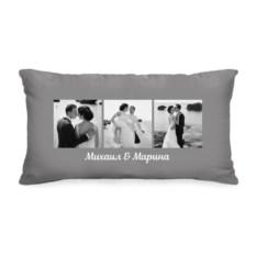 Подушка с вашим фото Love story