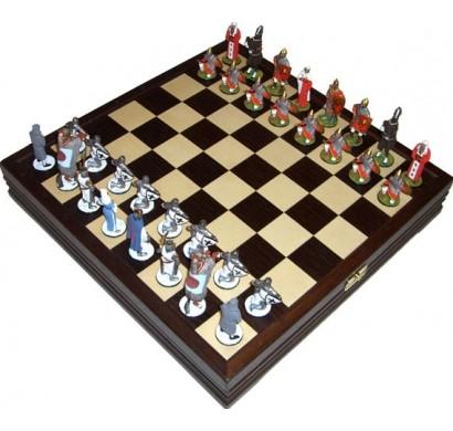 Шахматы исторические Ледовое побоище