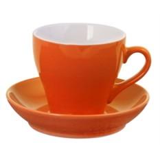 Оранжевая чайная пара Tulip