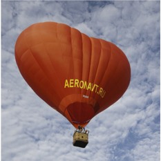 Сертификат Полет на воздушном шаре