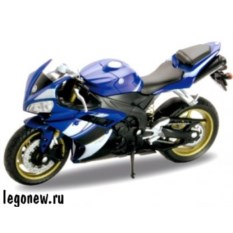 Модель мотоцикла Welly Yamaha YZF-R1